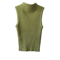 T045 90s Ribbed Sleeveless Tank