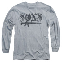 SONS OF ANARCHY WORN SON Long Sleeve T-Shirt