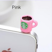 Cup of Coffee Smart Phone Plugy Multi