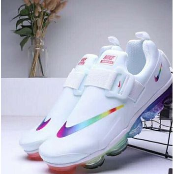Nike Sneakers Sport Shoes Air Rainbow Vapormax