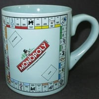 Monopoly Coffee Mug 14 oz