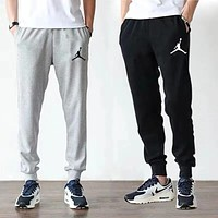 Nike casual all-match outdoor running loose casual pants