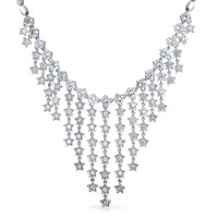 Bling Jewelry Star Power Necklace