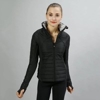 Lululemon Women Fashion Down Cardigan Jacket Coat-2