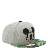 Disney Mickey Mouse Tropical Snapback Hat
