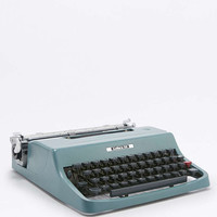 Vintage Olivetti Lettera 32 Typewriter - Urban Outfitters