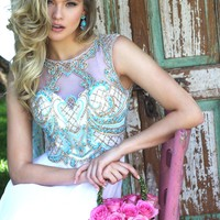 Sherri Hill 50160 Prom Dress
