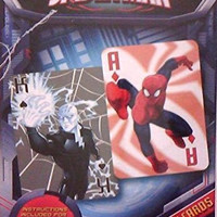Ultimate Spiderman Jumbo Playing Cards