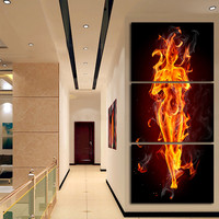 Modern hot sexy nude photoes canvas painting abstract nude woman wall art for friends gift decoration hangings A055