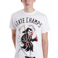 State Champs - Reaper White - T-Shirt