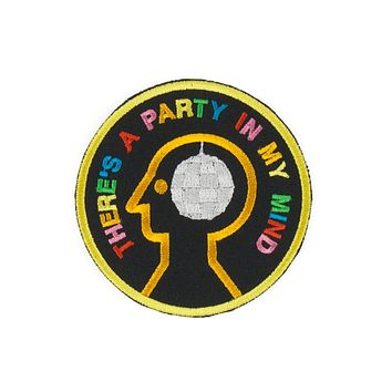 Party In My Mind Patch