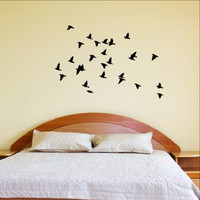 Flock of Birds Wall Decal 22163