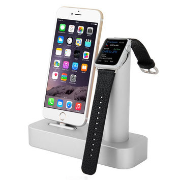 Apple Watch and iPhone 6 Charging Dock