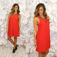 Red-y For Summer Dress
