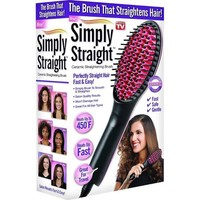 Simply Straight Brush, Straightening, Ceramic