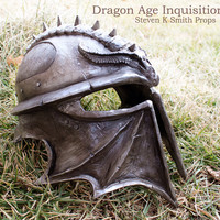 Dragon Age : Inquisition full size Inquisitor Cosplay Helmet Prop
