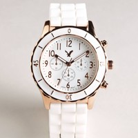 AEO White Watch | American Eagle Outfitters