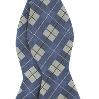 Tok Tok Designs Men's Self-Tie Bow Tie (B346, 100% Silk)