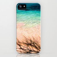 SEA AND TREE iPhone Case by catspaws | Society6
