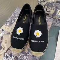DIOR Zou Ju embroidered shoes