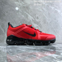 HCXX N894 Nike Air Vapormax 2019 mesh breathable Drop molding Sports Running Shoes Red black