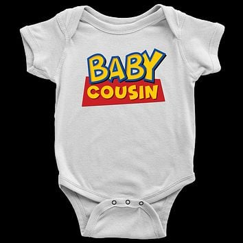 Baby Cousin - Toy Story Inspired Baby Bodysuit