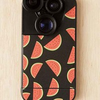 4-In-1 Lens iPhone 5/5s Case- Black One