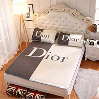 DIOR Collapsible - Ice mat - Three-piece - Single bed - Double Grey B-AA#-CBJF