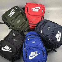"""Nike"" Fashion Sport School Shoulder Bag Travel Bag Laptop Backpack"