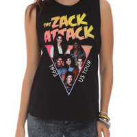 Saved By The Bell Zack Attack Top