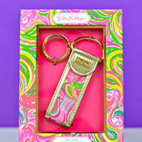 LILLY PULITZER: Key Fob - All Nighter