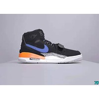 Nike Air Jordan Legacy 312 Fashion Men Casual High Top Sport Running Sneakers Basketball Shoes 7#