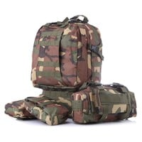 Big Capacity Backpack Outdoors Camping Multi-functioned Set Travel Bags [6632396103]