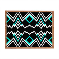 Elisabeth Fredriksson Wicked Valley Pattern 2 Rectangular Tray