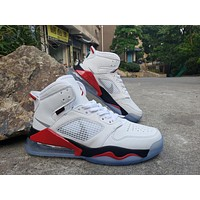 Jordan Mars 270 'Fire Red' Men Sneaker - Danny Online