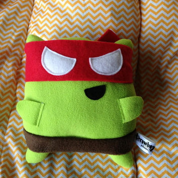 Turtle Pillow Fighter (Red)