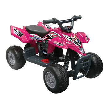 Pink Quad ATV Racer Ride-On   something special every day