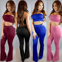 6 colors S-XL streetwear sexy club rompers womens two piece bodycon jumpsuit 2016 summer plus size bodysuit jumpsuit