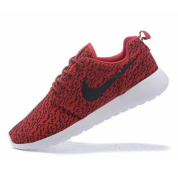 NIKE Roshe One x Yeezy 350 Sport Shoes Sneakers