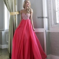 Sherri Hill Dress 3908 at Prom Dress Shop