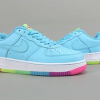 Women's NIKE AIR FORCE 1 cheap nike shoes 090