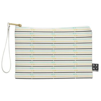 Allyson Johnson Arrow Pattern Pouch