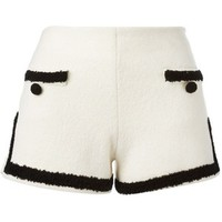 Moschino tailored shorts