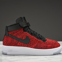 Best Sale AIR FORCE 1 ULTRA FLYKNIT MID - UNIVERSITY RED AF1