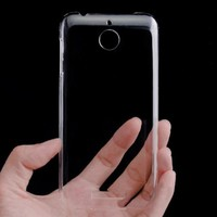 ABC(TM) Ultra Thin Crystal Clear PC Hard Case Cover For HTC Desire 510
