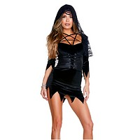 What A Witch Sexy Costume