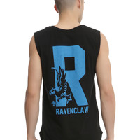 Harry Potter Ravenclaw Crest Muscle T-Shirt