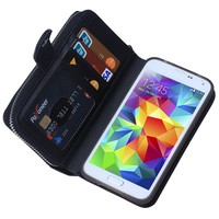 Zipper Purse Case for Samsung Galaxy S5, Wallet Case with Card Slot, Zipper Pouch & Wristlet, Clutch Cover Multi-function Phone Bags Cases: Amazon.ca: Cell Phones & Accessories