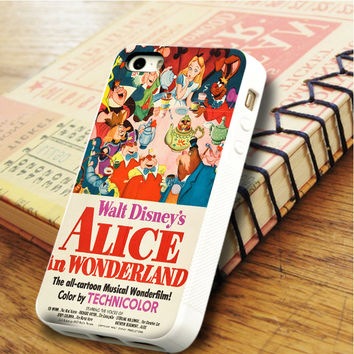 Alice in Wonderland Alice Princess Cartoon Poster Art | For iPhone 6 Cases | Free Shipping | AH0707