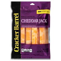 Cracker Barrel Cheddar Jack Cheese Sticks 7.5 oz